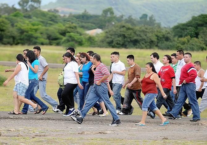 Deportación de inmigrantes hondureños disminuyó 39%