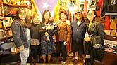 Michelle Wu, Charlett Fleetwood, Regla González y otros líderes de la comunidad