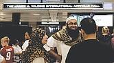 NO PUEDE. Durante su campaña presidencial, Donald Trump prometió un bloqueo total y completo para evitar el ingreso de musulmanes a Estados Unidos.