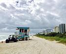 Han ocurrido delitos durante la noche en las playas de Miami Beach
