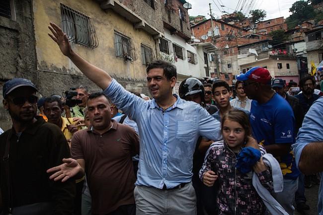 La oposición de Venezuela tomó un riesgo que podría no resultar