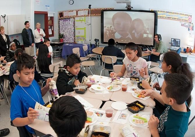 El distrito escolar de Filadelfia se une al School Food Alliance