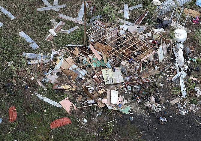 Puerto Rico ante un panorama desolador un mes de María