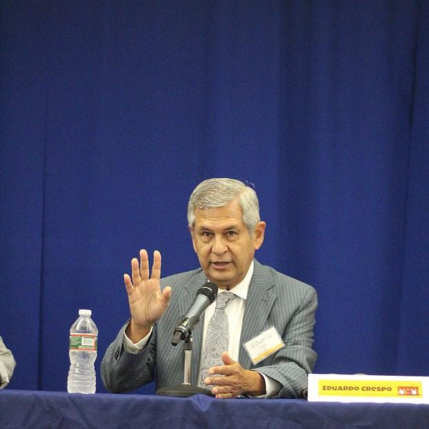 Eduardo Crespo, CEO de Hispanic Market Solutions