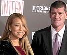 Mariah Carey estuvo comprometida con James Packer.