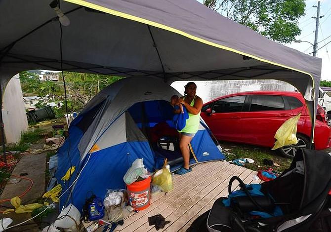 La tormenta pasó, pero la salud de Puerto Rico enfrenta una larga recuperación