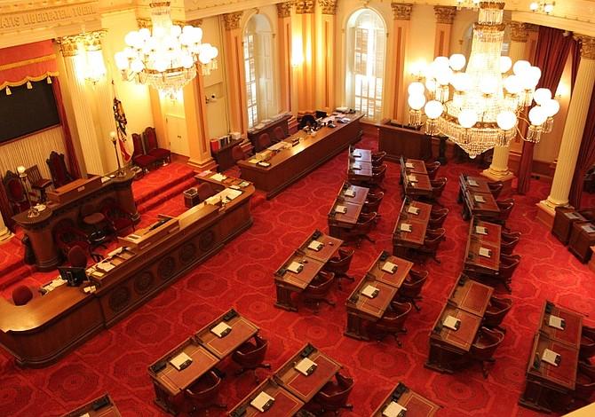 Senado de California investigará acusaciones de agresión sexual