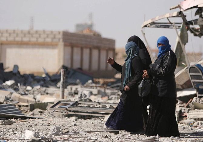 Estado Islámico controla 8% del territorio de Siria