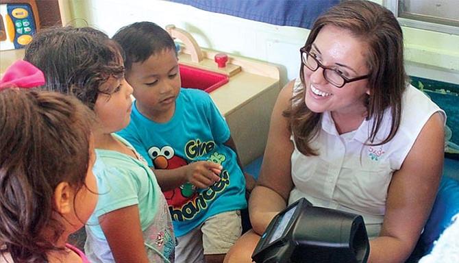 La importancia de cuidar los ojos y oídos de los niños