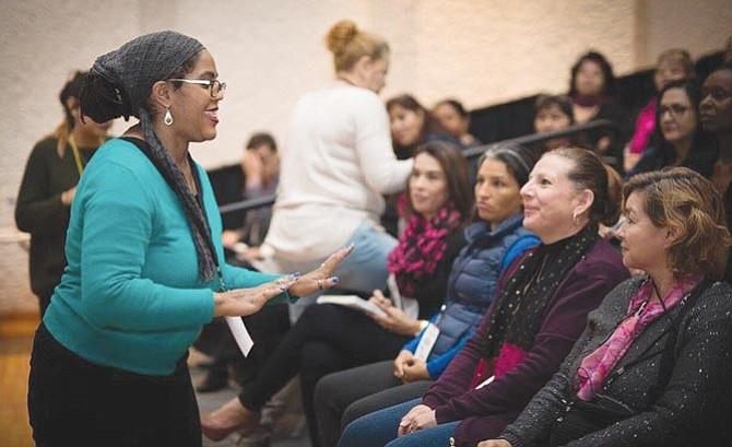 Mujeres luchadoras y emprendedoras