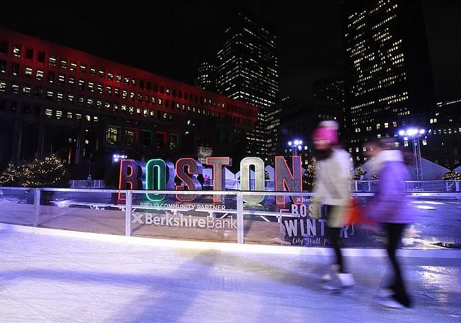 """""""Boston Winter"""" volverá al City Hall Plaza este invierno"""