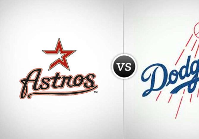 SERIE MUNDIAL: Astros y Dodgers se enfrentarán esta noche