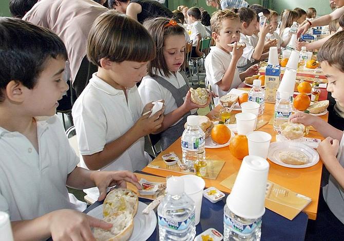 La sorprendente consecuencia de que el menú del colegio no esté rico
