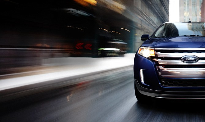 Ford invierte en la tecnología lidar para mejorar sus vehículos autónomos