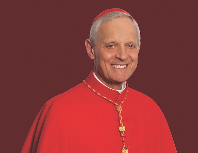 Donald Cardinal Wuerl, Arzobispo de Washington