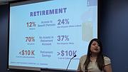 Zapote: Cuatro de cinco latinos tienen menos de $10 mil dólares en su cuenta de ahorro para el  retiro