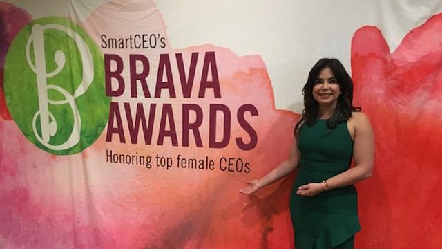 La revista SmartCEO celebró la entrega de Premios Brava Washington, D.C., la noche del jueves en el Doubletree Crystal City de la capital federal.