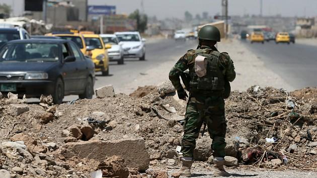 Califato del Estado Islámico mengua en Irak y Siria