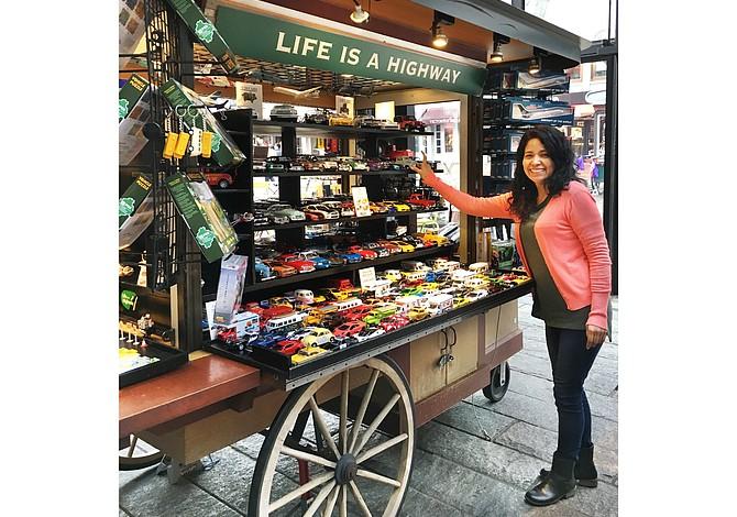 Conozca a la única latina que tiene un negocio en Quincy Market