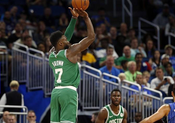 Celtics continúan imparables y logran su octava victoria consecutiva