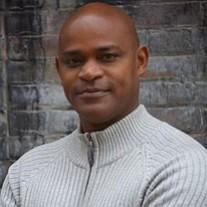 """ACTOR. Sterling Jarvis, quien interpreta a Mafala Hatimbi en """"The Book of Mormon"""" conversó con El Tiempo Latino."""