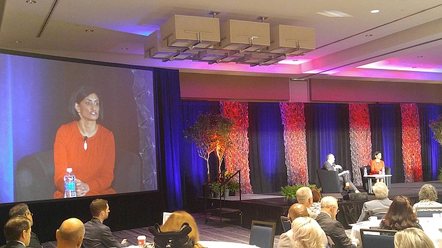 El anunció lo realizó Seema Verma, directora de los Centros de Servicios de Medicare y Medicaid (CMS, por sus siglas en inglés), quien se dirigió a través de un video a los directores estatales del Medicaid durante una reunión.