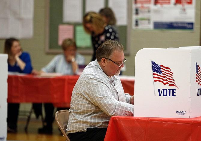 Miles de veteranos militares en la Florida no pueden votar