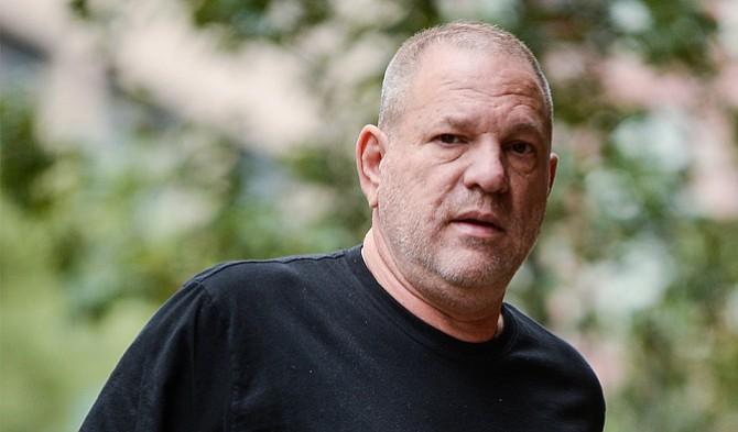 Harvey Weinstein recibe dos bofetadas en un restaurante de Arizona
