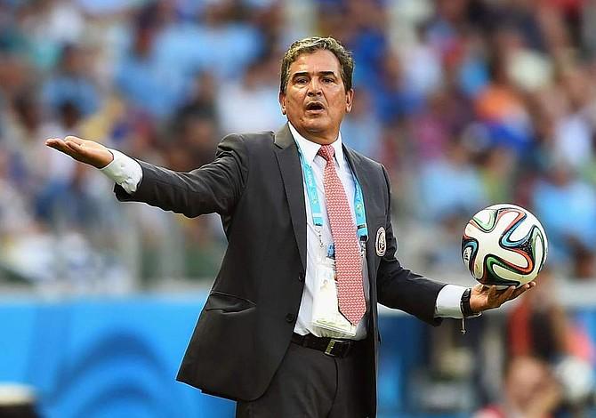 Pinto: Lo mejor sería ganar por varios goles a Australia
