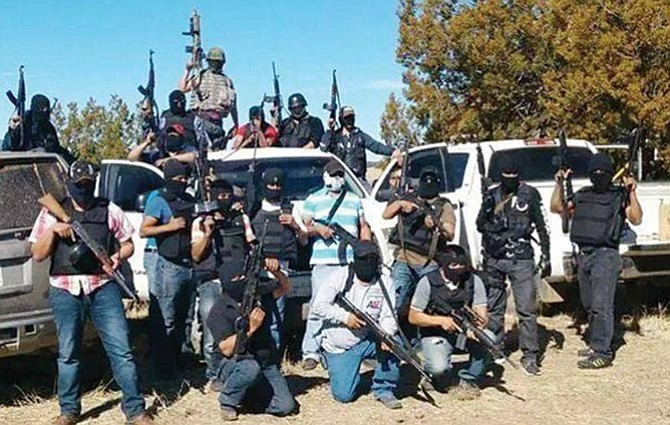 De cómo Los Zetas convirtieron a Coahuila en un infierno