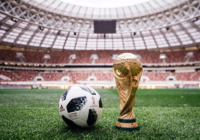 Fue presentado el balón oficial del Mundial de Rusia 2018