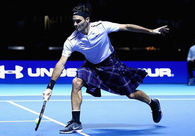 Roger Federer calificó como un duro golpe la posible ausencia de Nadal en las Finales de la ATP
