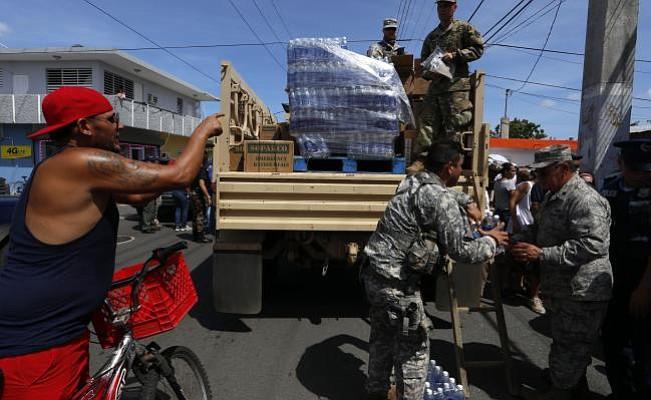 Superada fase de crisis presencia militar de EEUU en Puerto Rico bajará
