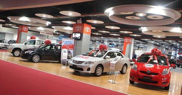 Ventas de autos nuevos en Chile aumentaron 17,9 % interanual en octubre
