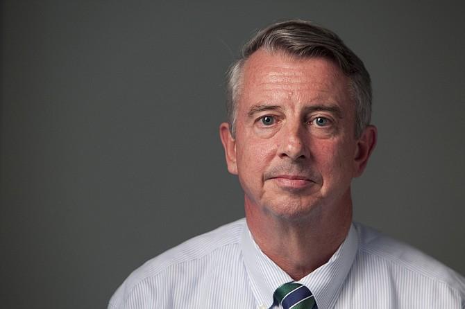 Ed Gillespie, el candidato republicano para la gobernación de Virginia.
