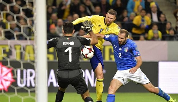 Stymied by Sweden, Italy to miss World Cup for 1st time in 60 years