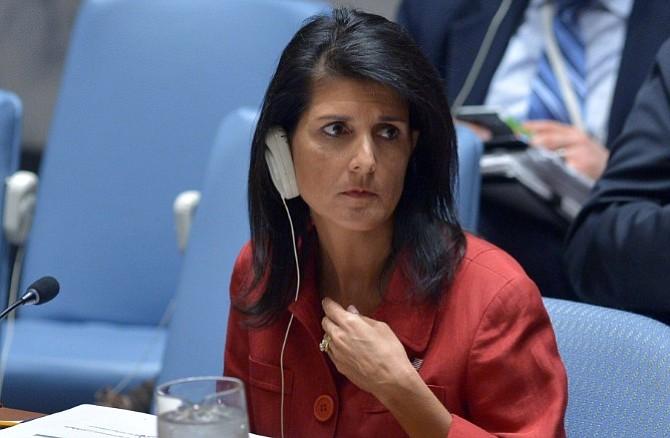 EEUU solo invita a recepción a países que apoyaron resolución sobre Jerusalén
