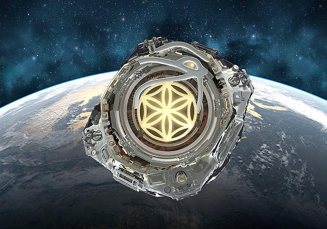 Asgardia, la primera nación en el espacio, abandona la Tierra