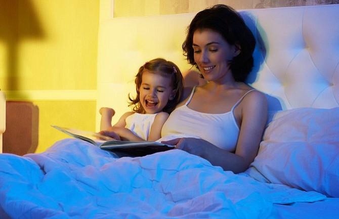 Fomenta la creatividad de tus hijos con los cuentos para dormir