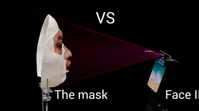 Cómo engañar al reconocimiento facial del iPhone X