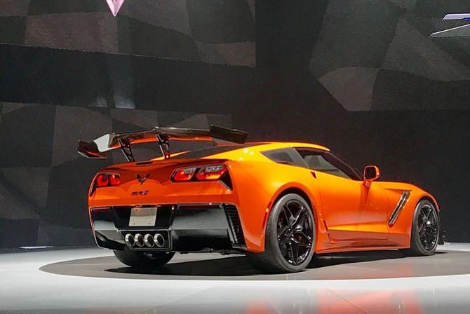 Chevrolet da vida al Corvette más potente de la historia