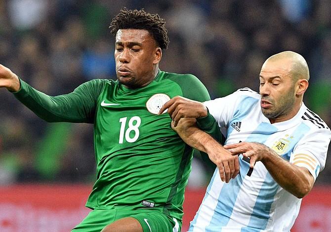 Argentina perdió sorpresivamente ante Nigeria 4-2 en partido amistoso