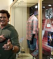 Carlos Vives en el Museo de los Grammy