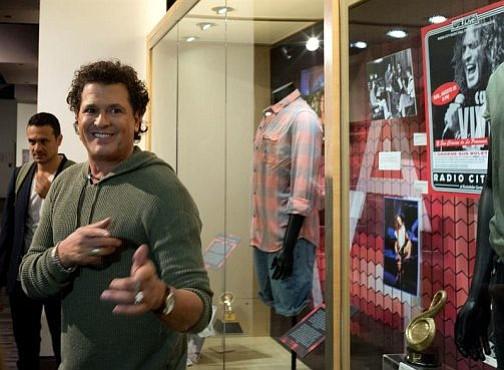Museo de los Grammy acoge una exposición sobre Carlos Vives