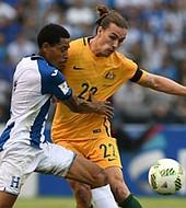 Honduras y Australia llegan al último partido de la repesca sin ventajas
