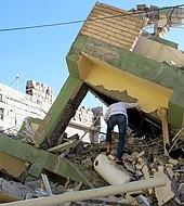 Subió abruptamente la cifra de fallecidos en Irán por el terremoto