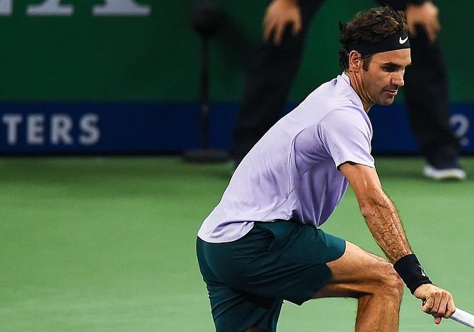 Federer llega invicto a semifinales del Master ATP al completar 3 triunfos seguidos