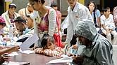En Venezuela la crisis humanitaria se ha intensificado en los últimos años, con una gravísima escasez de medicinas e insumos médicos