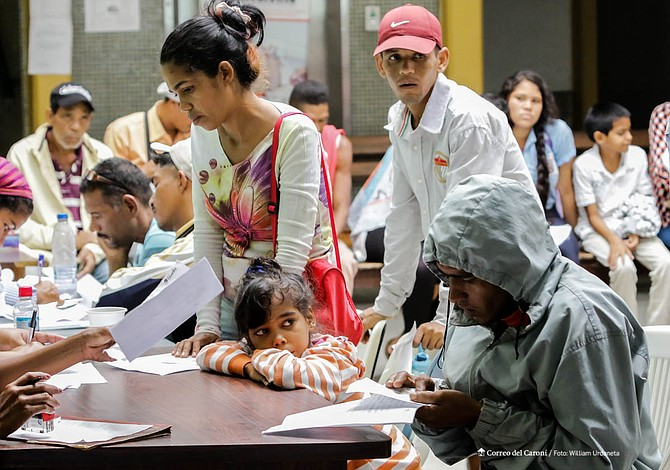 CRISIS HUMANITARIA: La malaria regresó a Venezuela
