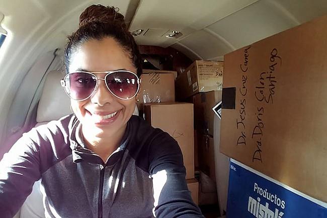 Red solidaria de médicos envía suministros a Puerto Rico